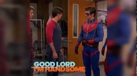 "Henry Danger ""Back to the Danger Part 2"" Sneak Peek Henry and Ray meet themselves"