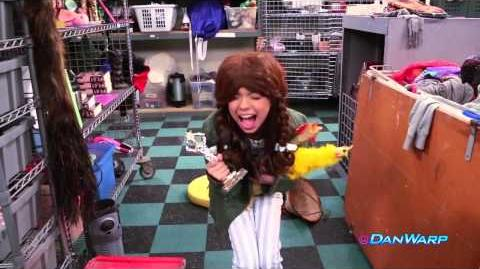 Game Shakers POINTLESS DRESS-UP MONTAGE!