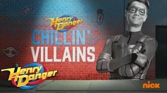 Henry Danger Chillin' With The Villains Promo Nickelodeon