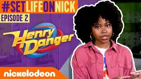Riele & Henry Danger Cast Talk School Life BTS Secrets Ep