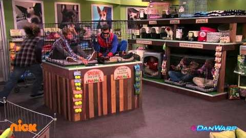 Henry Danger Trouble at Pet Me!