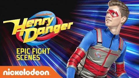 Henry Danger's Most EPIC Fight Scenes! 💥 Nick