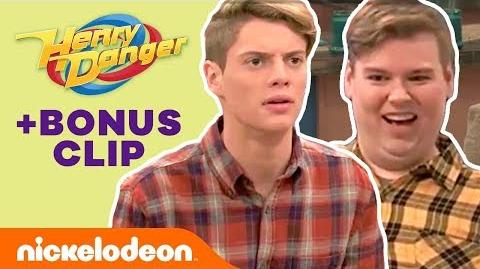 Henry Welcomes Stupid Jeff Into His Home?! 🏠 Henry Danger Nick