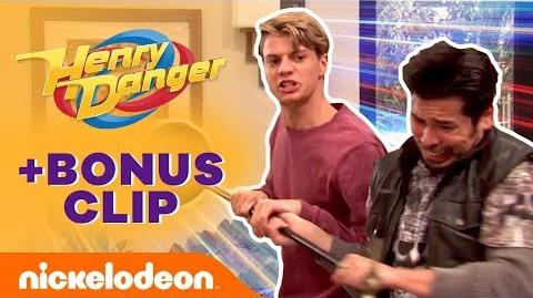 Can Henry Danger Save His Family WITHOUT HIS POWERS⁉️ Nick