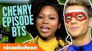 Jace Norman & Riele Downs Go BTS of THE Chenry Episode of Henry Danger! 🦁 TryThis