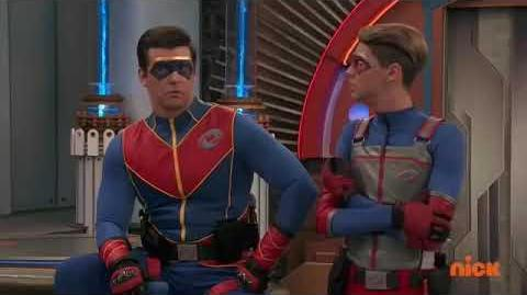 "Henry Danger ""Broken Armed & Dangerous"" Official Promo HD ✨😱"