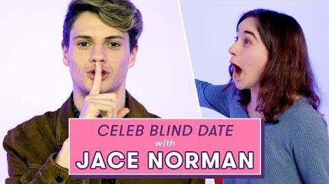Jace Norman's Blind Date With a Superfan Celeb Blind Date