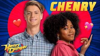 Chenry Tribute 💘Top Moments from Henry & Charlotte Henry Danger
