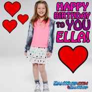 Ella's Birthday 1