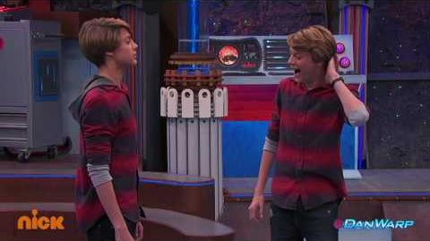 Henry Danger Henry Meets His Twin!
