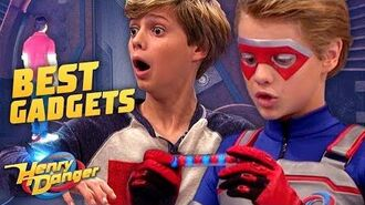 The Best Kid Danger Crime Fighting Gadgets 🔫 Henry Danger