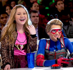 HD instagram sgt piper and kid danger