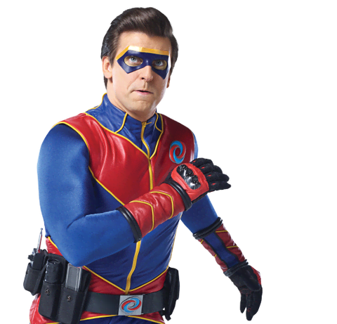 Ray Manchester (Captain Man) | Wiki Henry Danger | FANDOM powered by