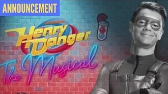 Henry Danger The Musical Official Announcement Nick+
