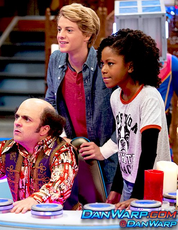 HD 3x06 atta boy jasp danwarp