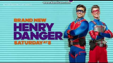 """Car Trek"" Official Promo Henry Danger"