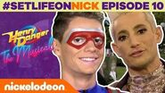 Go BTS w Jace Norman in Henry Danger The Musical 🎶 Ep