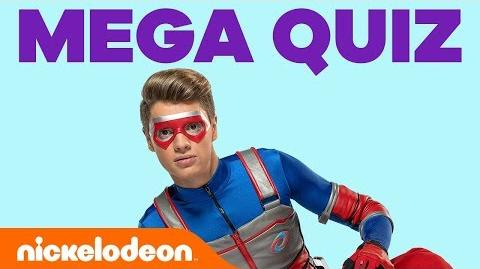 Can You Ace the Henry Danger Superfan Megaquiz? 💥 KnowYourNick