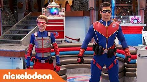 EVERY Kid Danger Transformation EVER! 🔵 🔴 Henry Danger TBT
