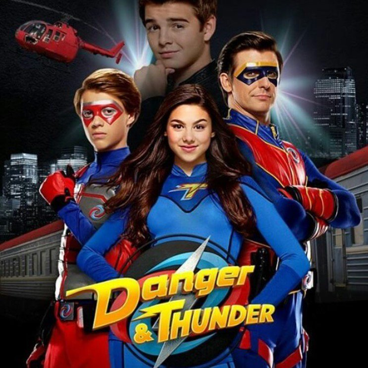 Danger Amp Thunder Henry Danger Wiki Fandom Powered By Wikia