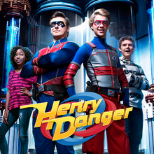 Henry Danger - Season 3 Cover