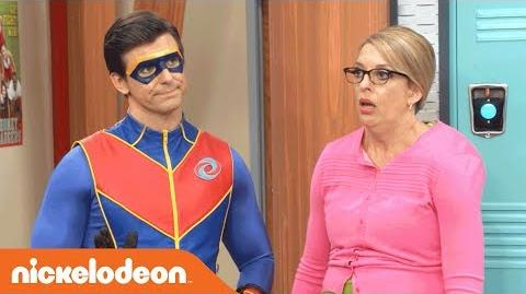 'Miss Shapen & the Art of Romance' 💕 Henry Danger Nick