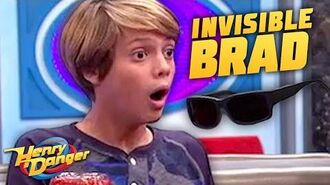 Henry Meets Invisible Brad… I Think 🤔 Henry Danger
