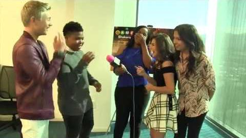 "Game Shakers Cast Talks Crossover Special ""Danger Games""-Black Hollywood"