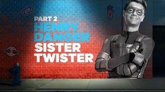 "Henry Danger ""Sister Twister Part 2"" promo - Nickelodeon"