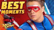 The BEST Kid Danger Moments! Henry Danger