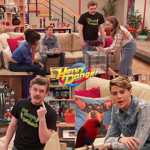 Grand Theft Otto | Henry Danger Wiki | FANDOM powered by Wikia