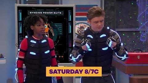 Henry Danger sneak peek of the episode Flabber Gassed