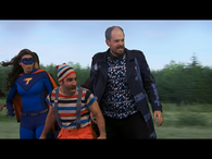 Danger & Thunder Screencap 89