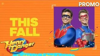 Henry Danger New Episodes In Fall 2019 Promo Nickelodeon