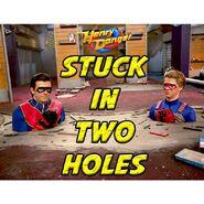 Twoholes