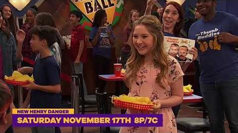 Henry Danger sneak peek of Thumb War