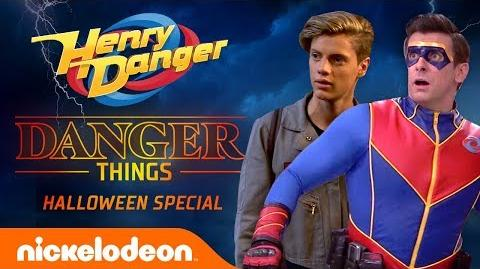 'Danger Things' Halloween Special 🎃 Extended Trailer & EXCLUSIVE Sneak Peek! Henry Danger Nick