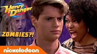 Henry Danger Attacked by ZOMBIES?! 🧟 Nick