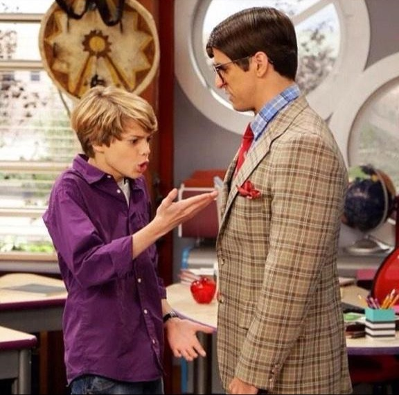 Substitute Teacher | Henry Danger Wiki | FANDOM powered by Wikia