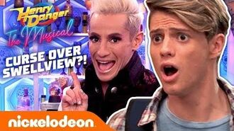 Henry Danger The Musical Exclusive Sneak Peek 😱 There's a Curse Over Swellview! Nick