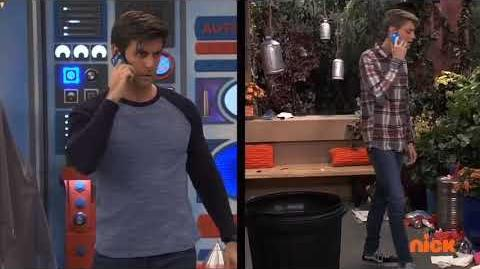 "Henry Danger ""Charlotte Gets Ghosted"" 👻 Official Promo HD Saturday at 8p 7c on Nick 🎥"
