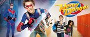 Henry Danger and Henry Hart