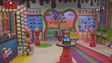 Mouth Candy store interior