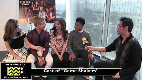 "Game Shakers Cast Talks Crossover Special ""Danger Games""-AfterBuzz"