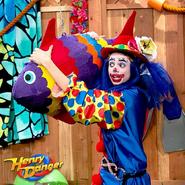 HD instagram clown henry with finata