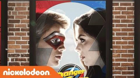 Danger & Thunder Kid Danger & Phoebe Thunderman Bloopers Nick