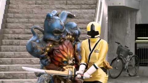 Power Rangers Super Samurai Trading Places Part 2