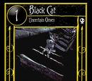 Black Cat (Tim Burton's The Nightmare Before Christmas)