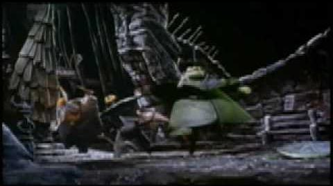 (Original 1993) The Nightmare Before Christmas Trailer