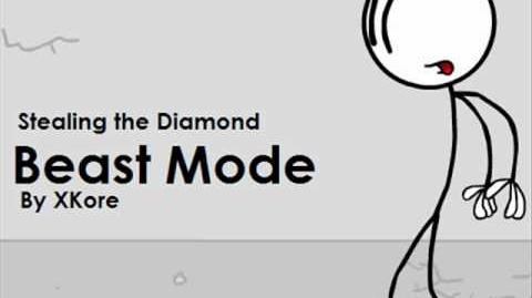 Stealing the Diamond - Beast Mode